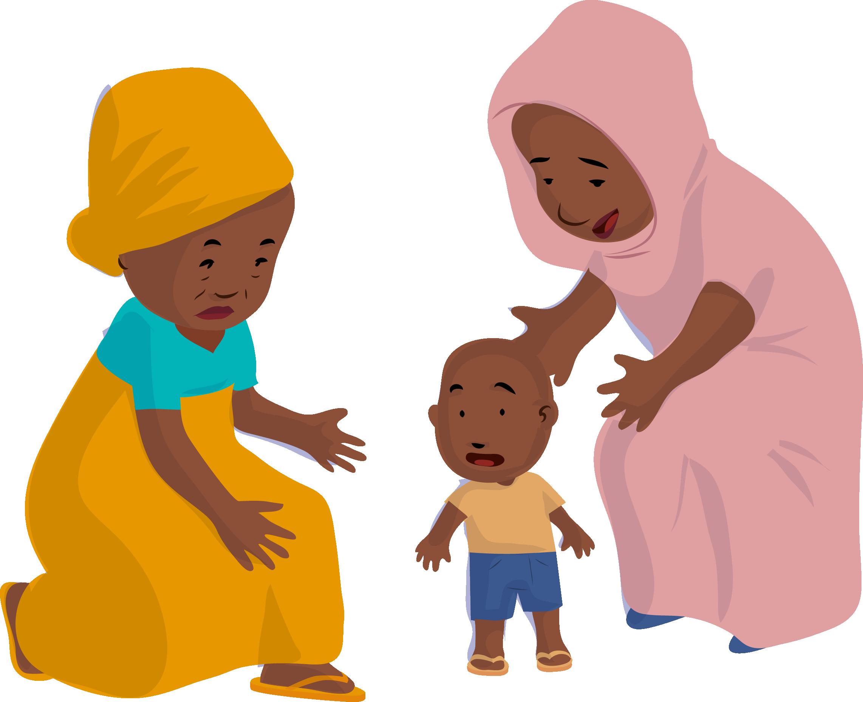 Le 7 et 8 octobre 2020, formation à la médiation de l'exposition l'égalité fille garçons c'est bon pour les droits de l'enfant. Et le respect aussi
